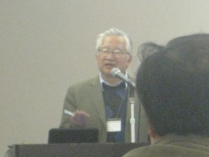 Di SSJ ini, juga dihadiri Kanamori Sensei, motivatorku ^.^