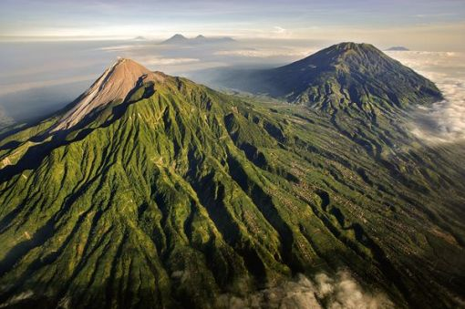 Mount Merapi, Photograph by John Stanmeyer, National Geographic