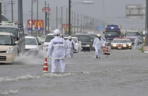 Taifu 15 @ Nagoya