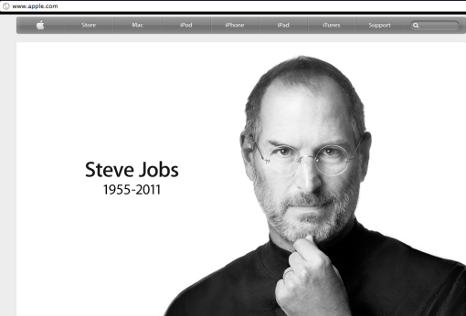 Steve Jobs, www.apple.com